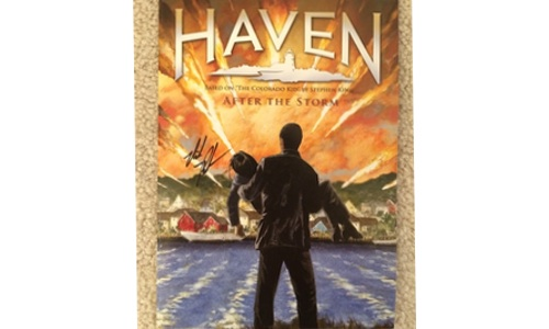 Haven Season 3 Comic Book Giveaway