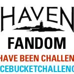 Haven and the ALS Ice Bucket Challenge