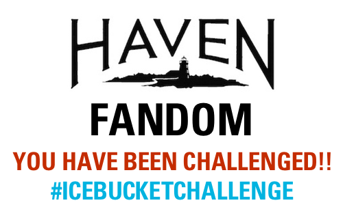 Haven and the ALS Ice Bucket Challenge