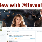 Interview with @HavenHerald!