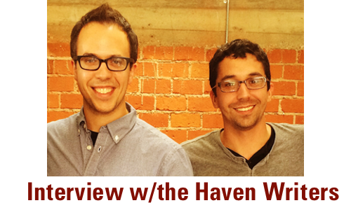 Interview with Haven Writers!