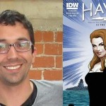 Interview with Haven Comic Writer, Nick Parker