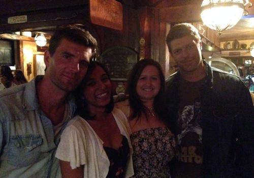 Haven UK Fanclub Trip Part 5 – HAVEN FAN PARTY!!!