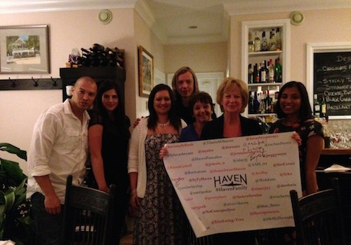 HAVEN UK Fanclub Trip 2014 Part 2 – feat. Jayne Eastwood and Eric Balfour!