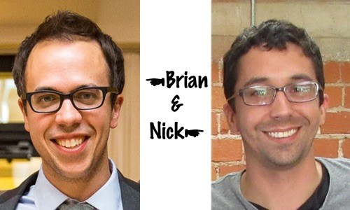 Interview with Haven Writers Brian Millikin and Nick Parker
